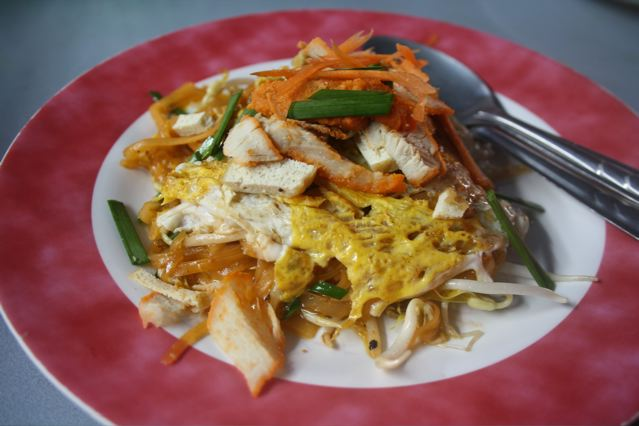 kitchencat-Pad Thai