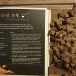 """Recycling im Kochtopf – Brotsuppe! Inkl. Buchtipp """"Suppen, die glücklich machen"""""""
