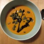 Kürbissuppe indisch scharrrrrf