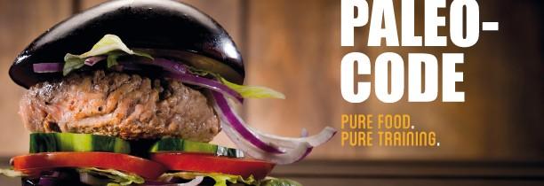 """gelesen: """"Der Paleo-Code. Pure Food. Pure Training."""""""