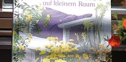 """gelesen: """"Gartenlust auf kleinem Raum"""""""