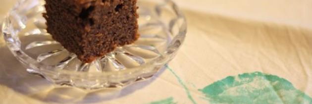 Weil sie einfach soooo gut sind: Brownies