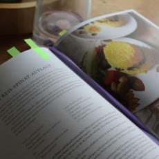 """gelesen: """"Veggistan. Der Zauber der orientalischen Gemüseküche"""""""